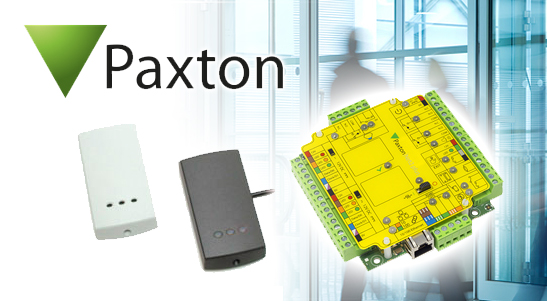 Paxton - access control solutions by Osborne Technologies
